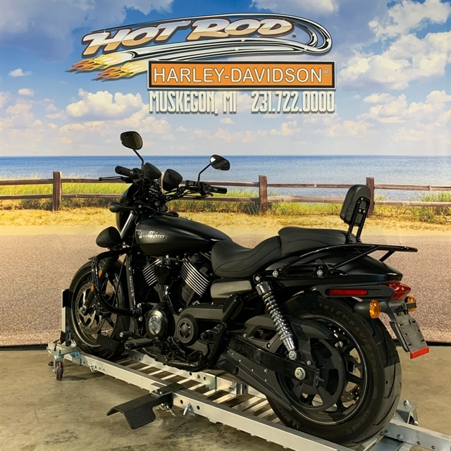 2017 Harley-Davidson Street 750 at Hot Rod Harley-Davidson