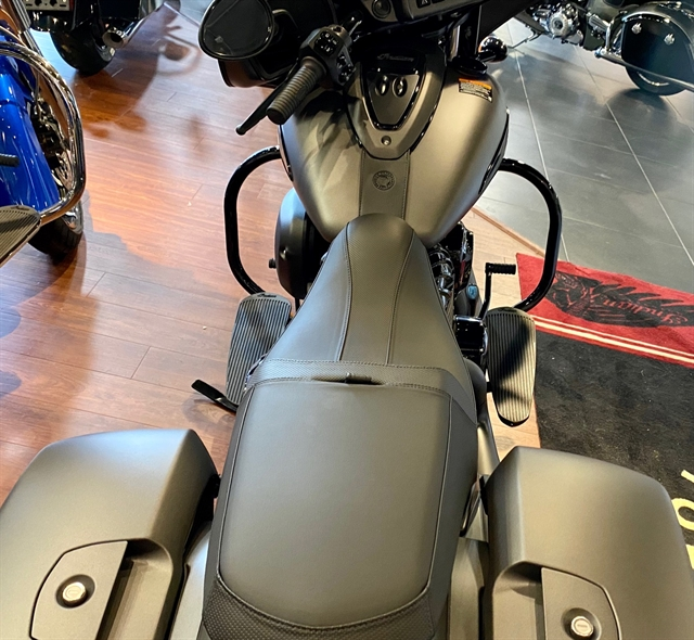 2021 Indian Chieftain Chieftain Dark Horse at Shreveport Cycles