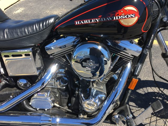 1994 Harley-Davidson Wide Glide at Randy's Cycle, Marengo, IL 60152