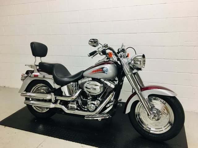 2006 Harley-Davidson Softail Fat Boy at Destination Harley-Davidson®, Silverdale, WA 98383