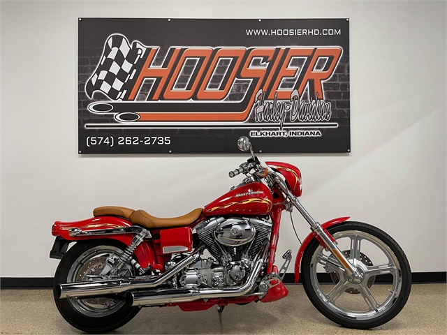 2001 Harley-Davidson FXDWG2 at Hoosier Harley-Davidson