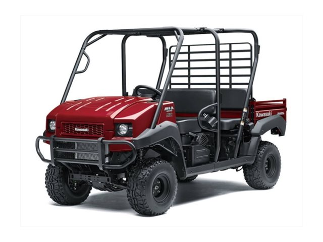 2021 Kawasaki Mule 4010 Trans4X4 at Friendly Powersports Slidell