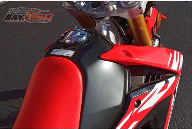 2018 Honda CRF250L at Bay Cycle Sales