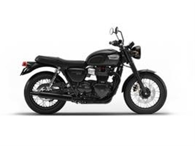 2019 Triumph Bonneville T100 Black at Youngblood RV & Powersports Springfield Missouri - Ozark MO