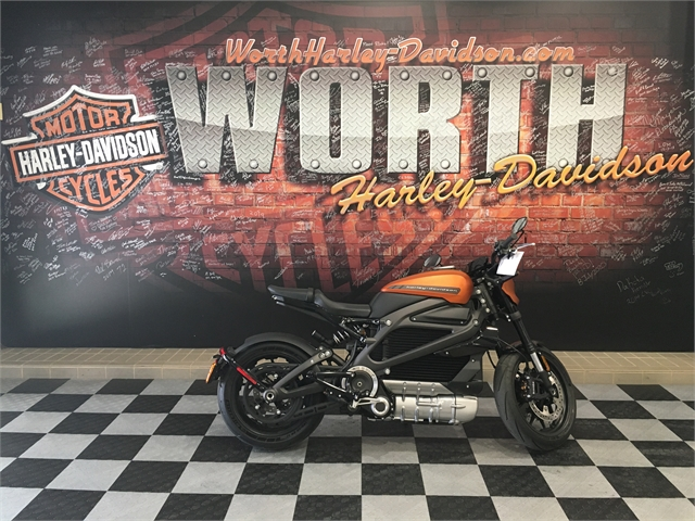 2020 Harley-Davidson Electric LiveWire at Worth Harley-Davidson