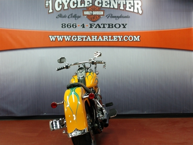 2001 HD FLSTF at #1 Cycle Center Harley-Davidson