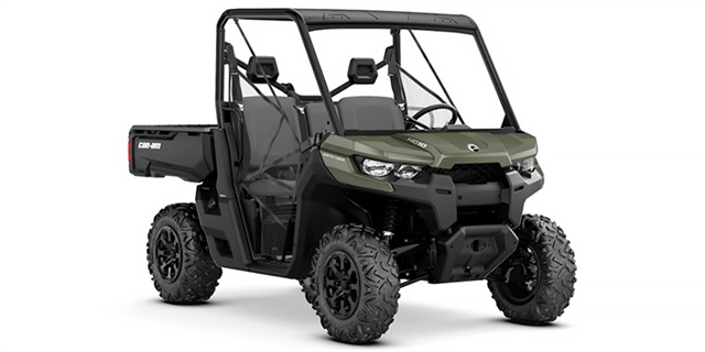 2020 Can-Am Defender DPS HD10 at Riderz