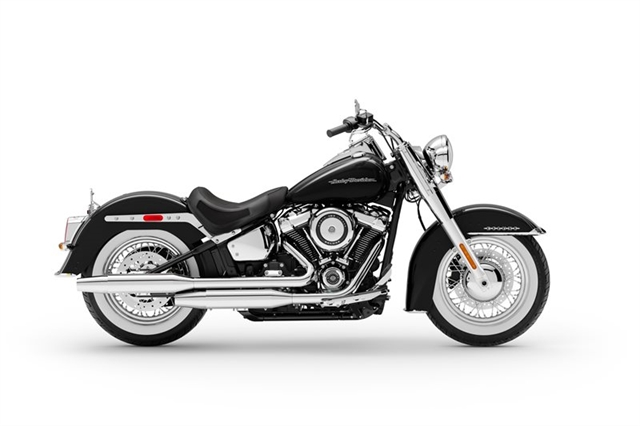2020 Harley-Davidson Softail Deluxe at Bumpus H-D of Murfreesboro