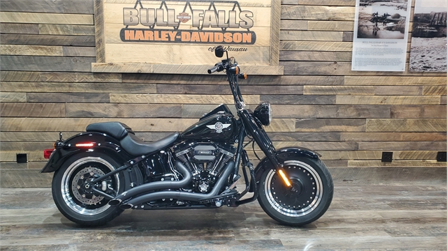 2017 Harley-Davidson Softail Fat Boy S at Bull Falls Harley-Davidson