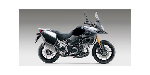 2014 Suzuki V-Strom 1000 ABS Adventure at Zips 45th Parallel Harley-Davidson