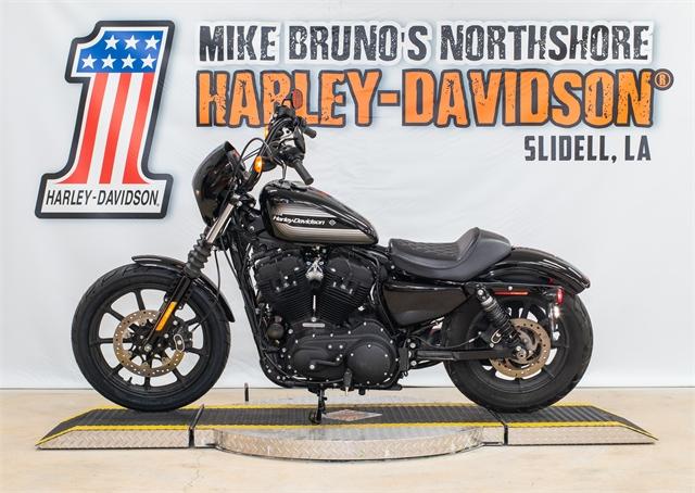 2019 Harley-Davidson Sportster Iron 1200 at Mike Bruno's Northshore Harley-Davidson