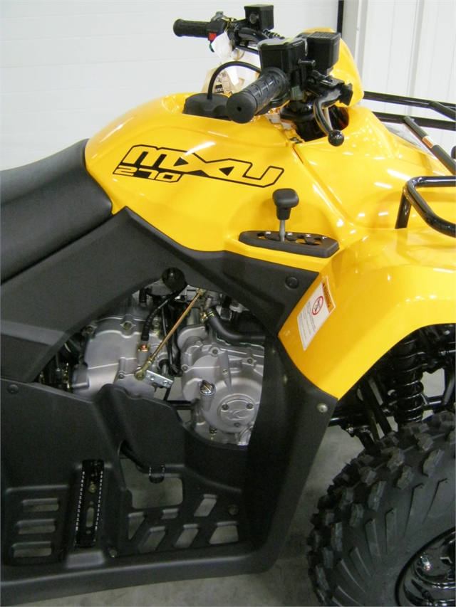 2021 Kymco MXU 270 (Y14) at Brenny's Motorcycle Clinic, Bettendorf, IA 52722