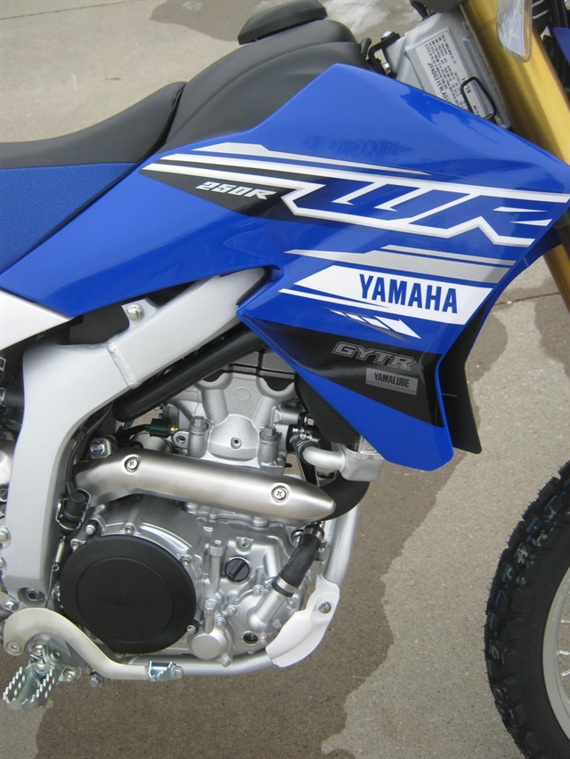 2020 Yamaha WR 250R at Brenny's Motorcycle Clinic, Bettendorf, IA 52722