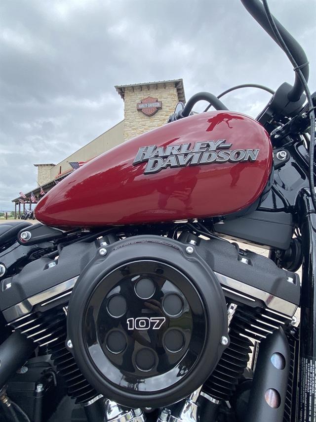2020 Harley-Davidson Softail Street Bob at Harley-Davidson of Waco