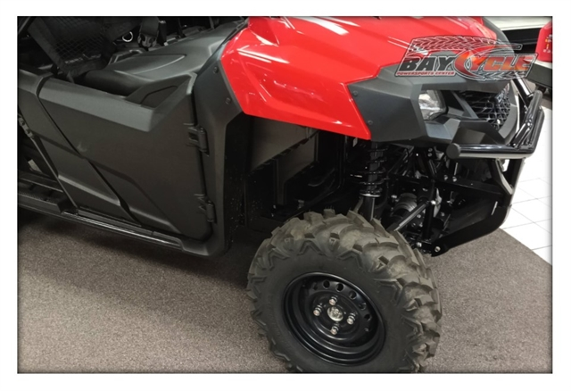 2020 Honda Pioneer 700-4 Deluxe Deluxe at Bay Cycle Sales
