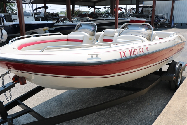 2002 Galaxie 1800 at Jerry Whittle Boats