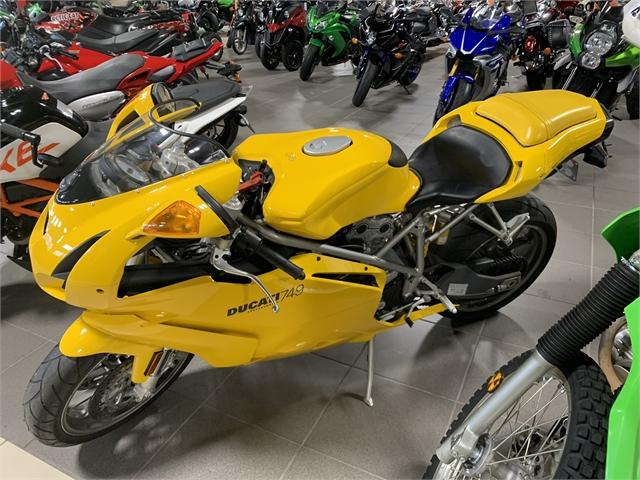 2004 Ducati 749 Base at Star City Motor Sports