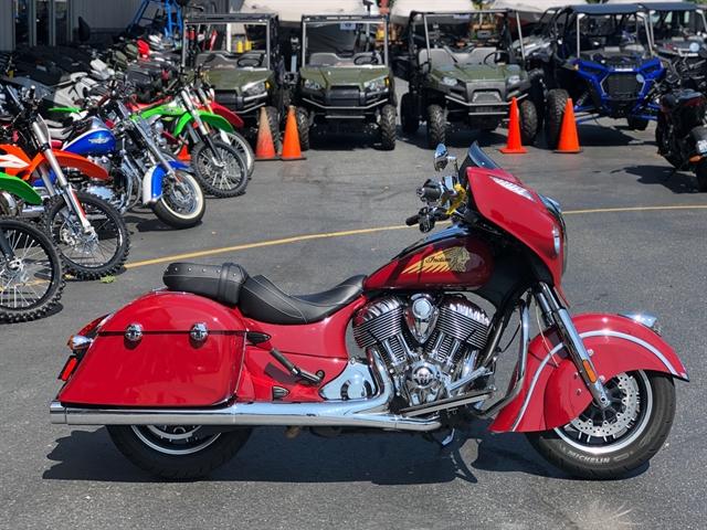 2014 Indian Chieftain at Lynnwood Motoplex, Lynnwood, WA 98037