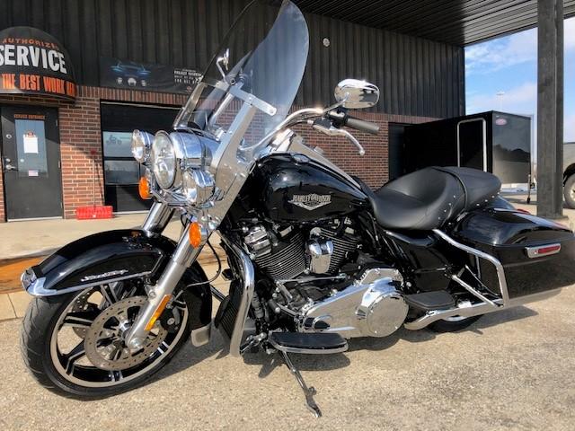 2021 Harley-Davidson Grand American Touring Road King at Rocky's Harley-Davidson
