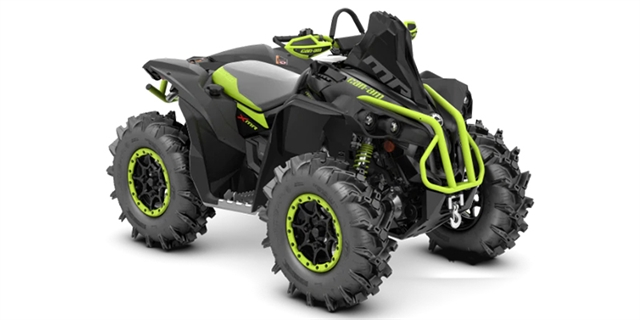2020 Can-Am Renegade 1000R X mr at Jacksonville Powersports, Jacksonville, FL 32225