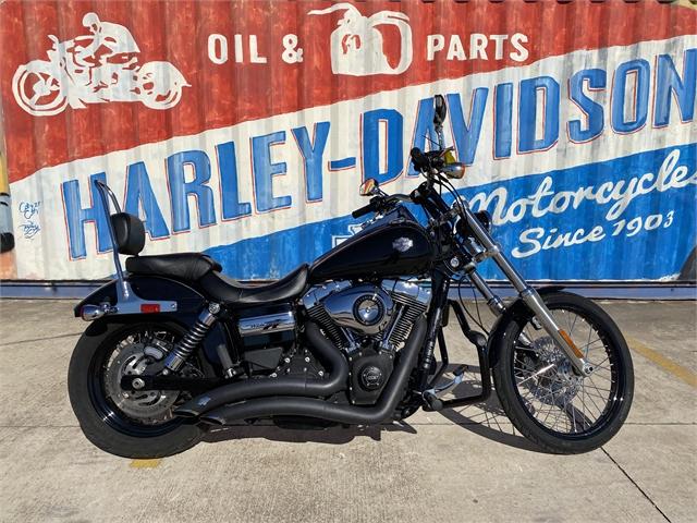 2014 Harley-Davidson Dyna Wide Glide at Gruene Harley-Davidson