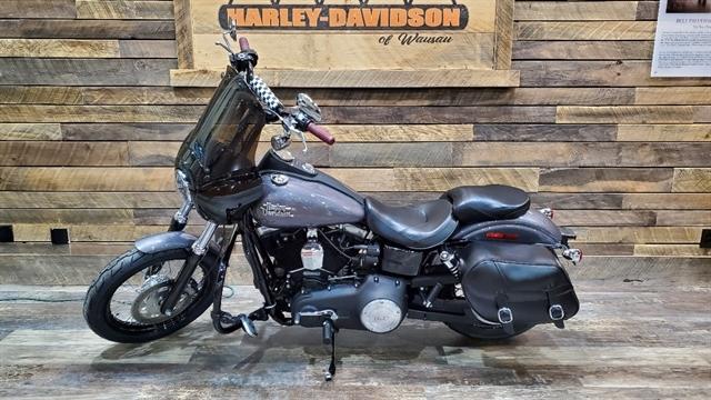 2016 Harley-Davidson Dyna Street Bob at Bull Falls Harley-Davidson
