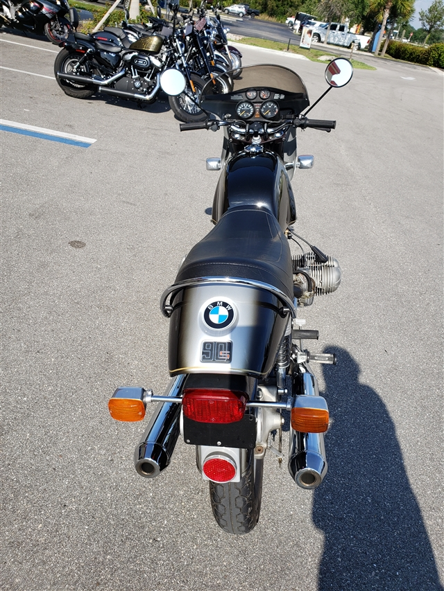 1974 BMW R90S at Fort Myers