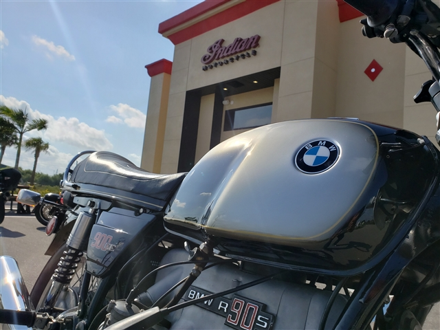 1974 BMW R90S at Stu's Motorcycles, Fort Myers, FL 33912