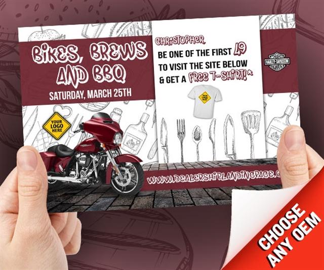 Bikes, Brews, & BBQ Powersports at PSM Marketing - Peachtree City, GA 30269