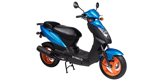 2019 KYMCO Agility 50 at Brenny's Motorcycle Clinic, Bettendorf, IA 52722