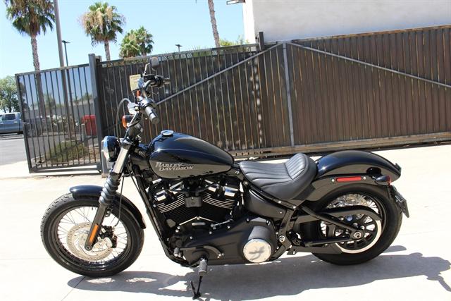 2020 Harley-Davidson Softail Street Bob Street Bob at Quaid Harley-Davidson, Loma Linda, CA 92354
