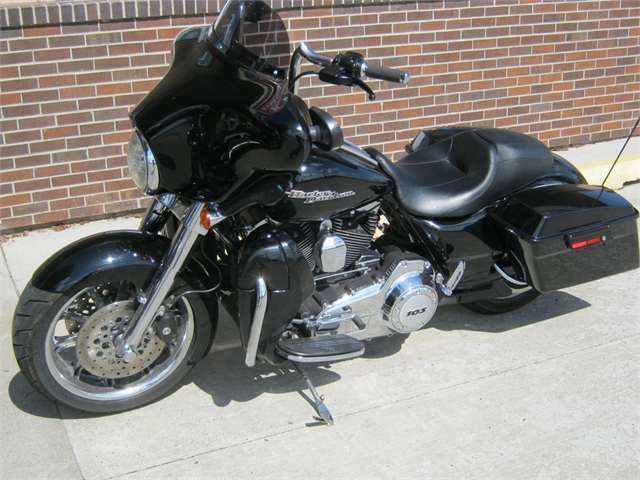 2012 Harley-Davidson Street Glide FLHX at Brenny's Motorcycle Clinic, Bettendorf, IA 52722