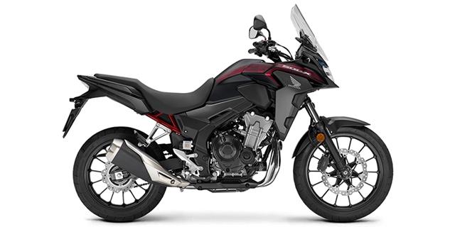 2021 Honda CB500X ABS at Interstate Honda