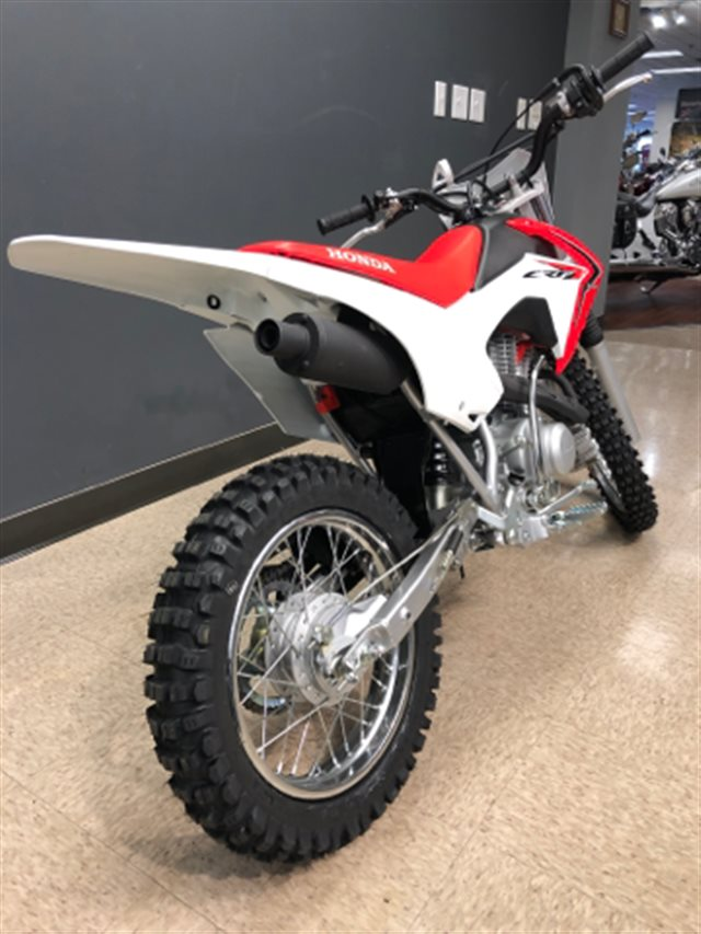 2018 Honda CRF 125F at Sloan's Motorcycle, Murfreesboro, TN, 37129