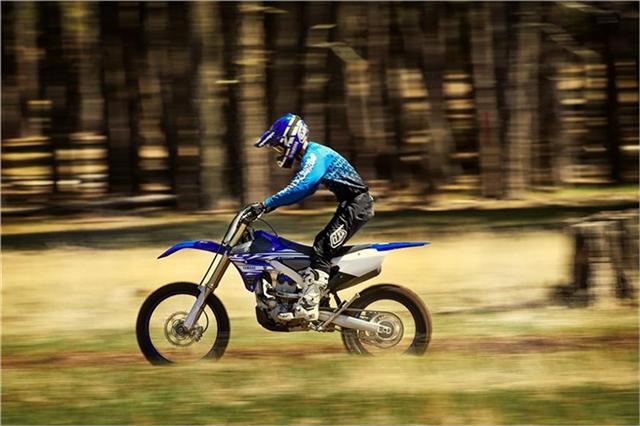 2019 Yamaha YZ 250FX at Yamaha Triumph KTM of Camp Hill, Camp Hill, PA 17011
