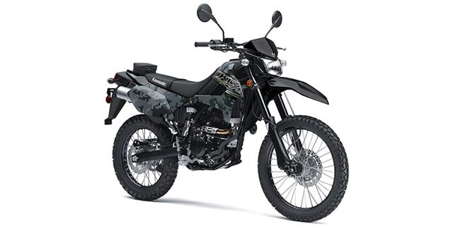 2019 Kawasaki KLX 250 Camo at Hebeler Sales & Service, Lockport, NY 14094