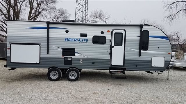 2018 Gulf Stream Ameri-Lite 257RB at Nishna Valley Cycle, Atlantic, IA 50022