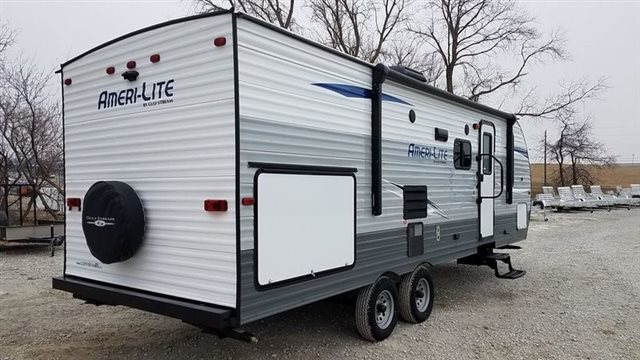 2018 Gulf Stream Ameri-Lite Ultra Lite 257RB at Nishna Valley Cycle, Atlantic, IA 50022