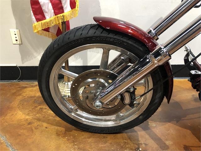 2009 Harley-Davidson Softail Rocker C at Mike Bruno's Bayou Country Harley-Davidson