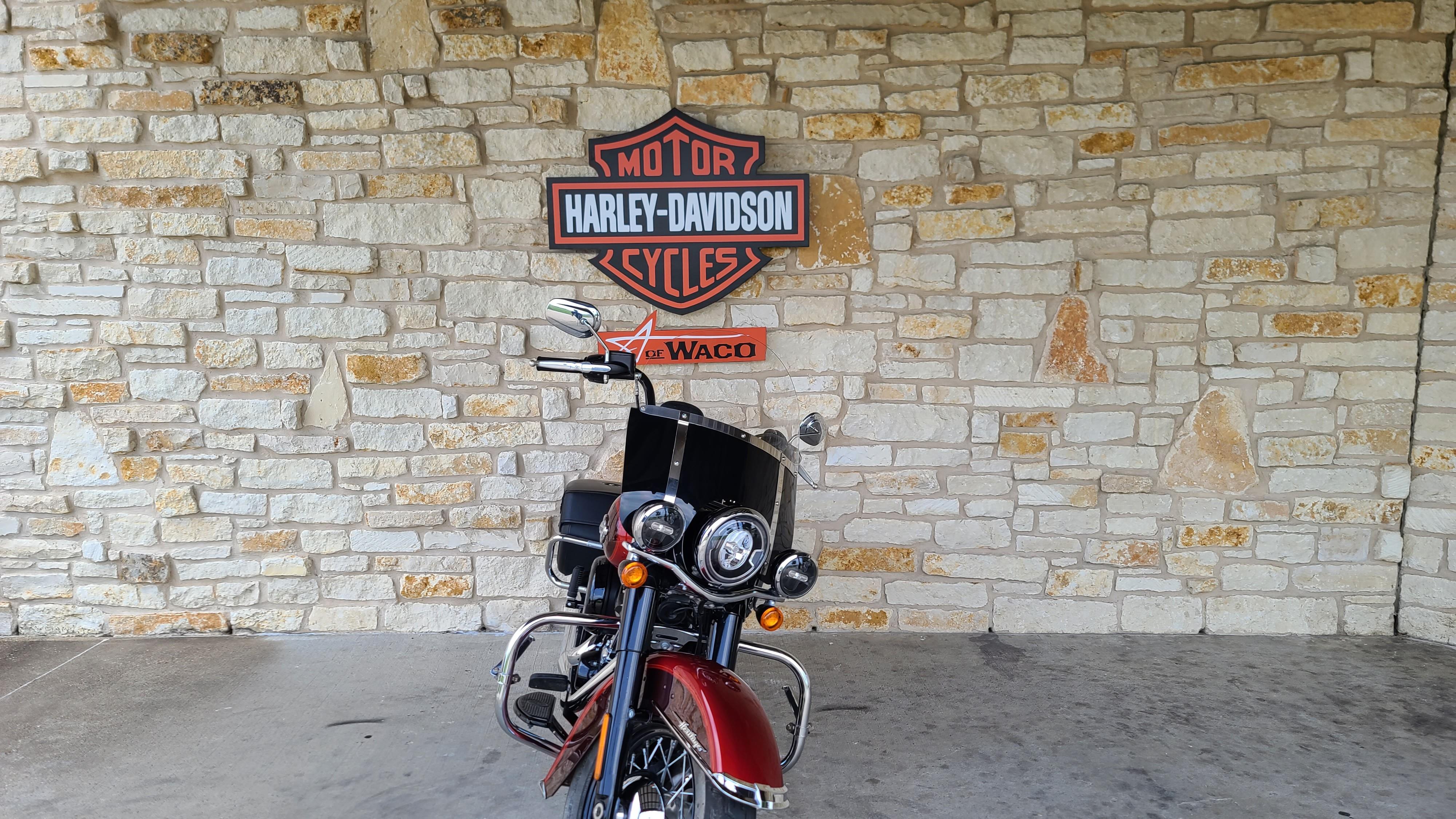 2019 Harley-Davidson Softail Heritage Classic at Harley-Davidson of Waco