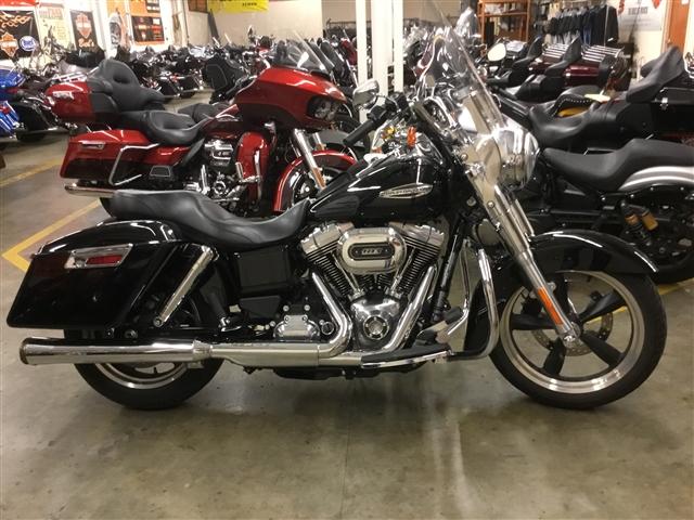 2016 Harley-Davidson Dyna Switchback at Bud's Harley-Davidson, Evansville, IN 47715