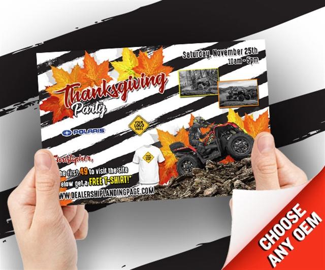 Thanksgiving Powersports at PSM Marketing - Peachtree City, GA 30269
