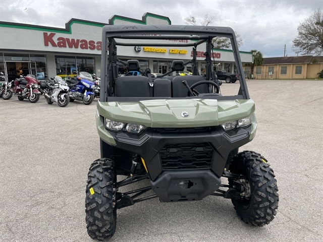 2021 Can-Am Defender MAX HD8 at Jacksonville Powersports, Jacksonville, FL 32225