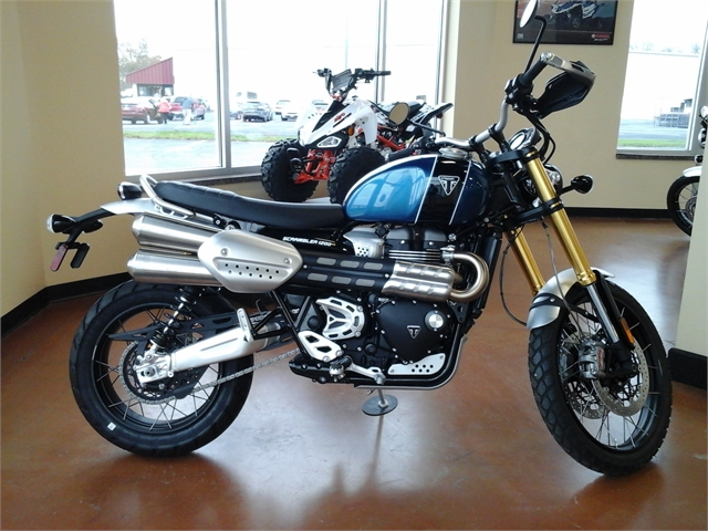 2020 Triumph Scrambler 1200 XE at Yamaha Triumph KTM of Camp Hill, Camp Hill, PA 17011