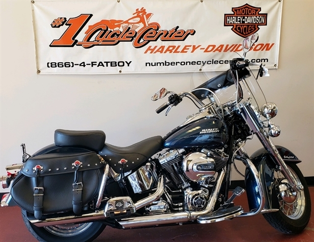 2016 Harley-Davidson Softail Heritage Softail Classic at #1 Cycle Center Harley-Davidson