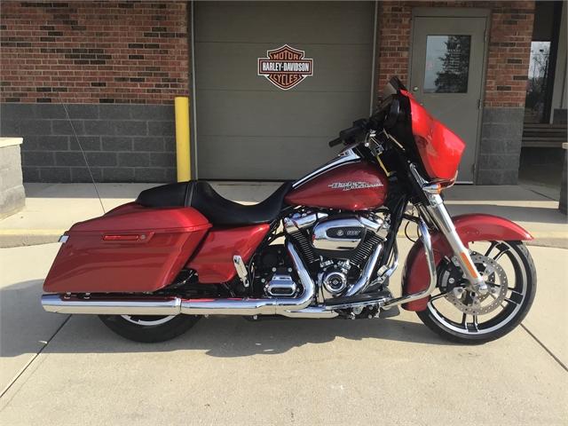 2019 Harley-Davidson Street Glide Base at Lima Harley-Davidson