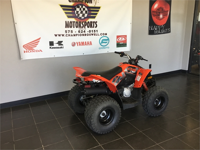 2020 Can-Am DS 70 at Champion Motorsports