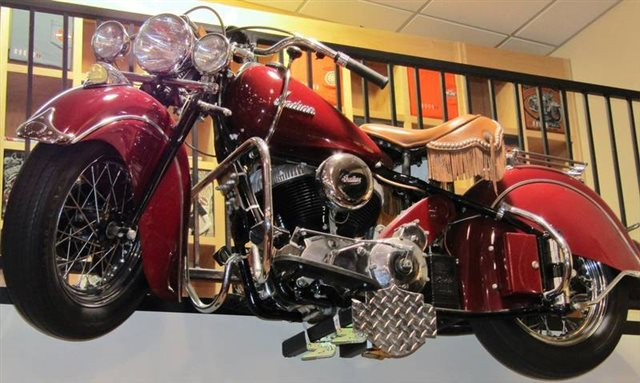 1948 Indian Motorcycle CHIEF at #1 Cycle Center Harley-Davidson