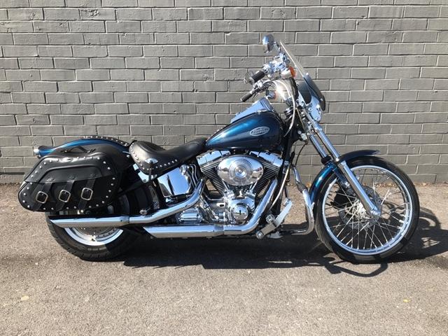 2002 Harley-Davidson Softail Standard at Cannonball Harley-Davidson®