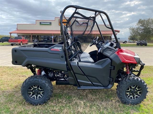 2021 Honda Pioneer 700 Deluxe at Dale's Fun Center, Victoria, TX 77904